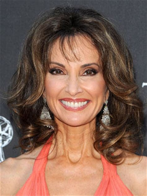 Susan Lucci Hairstyles by Susan Lucci Shoulder Length Hairstyle