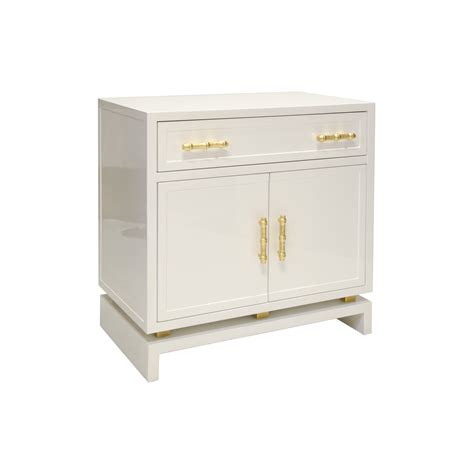 White And Gold Nightstand White Gold Nightstand Shop Now Regency Distribution