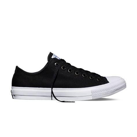 Converse Ct Ii Ox Premium Ca4481 chuck all ii ox in black converse black 150149c