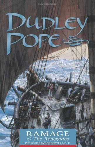 libro ramage the renegades the lord ramage novels di dudley pope