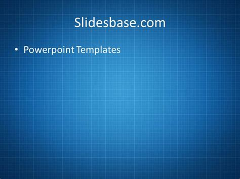 powerpoint technical presentation templates blueprint sketch drawing powerpoint template slidesbase