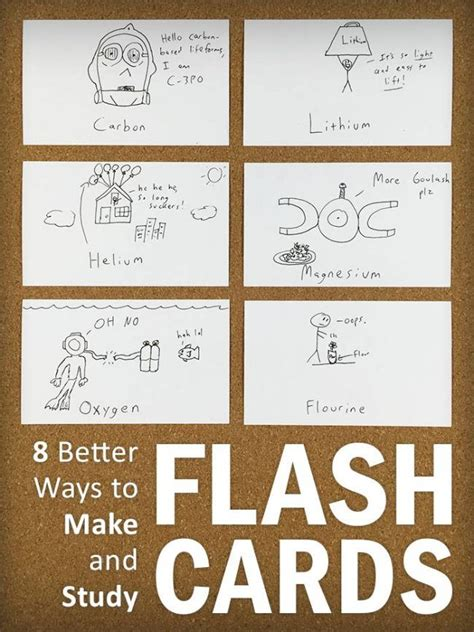 flash card maker for students how to effectively make and study flash cards resources