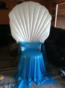 Birthday Chair Cover Clam Chair Available For Local Rental Under The Sea Quince Pinterest Nice West Palm