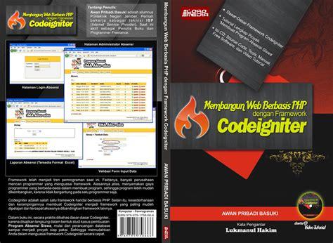 Mudah Membangun Web Profil Multibahasa Cd membangun web berbasis php dengan framework codeigniter