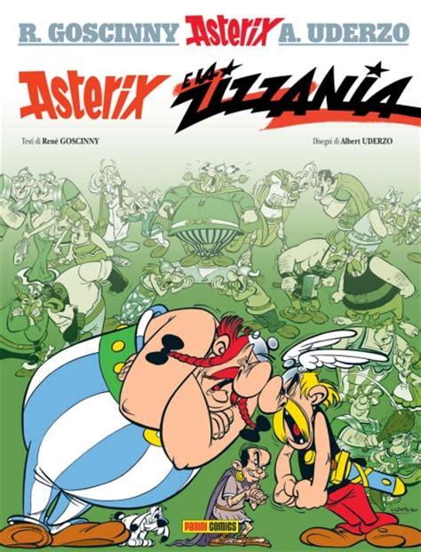 libro asterix 15 la cizaa ast 233 rix la collection la collection des albums d ast 233 rix le gaulois la zizanie