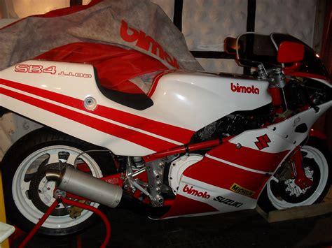 Motorradrennen Nr 46 by Bimota Sb4 Sb4