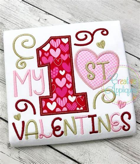 valentines applique designs my 1st valentines applique creative appliques
