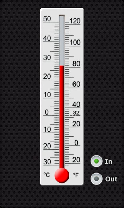what is the room temperature in fahrenheit thermometer android apps on play