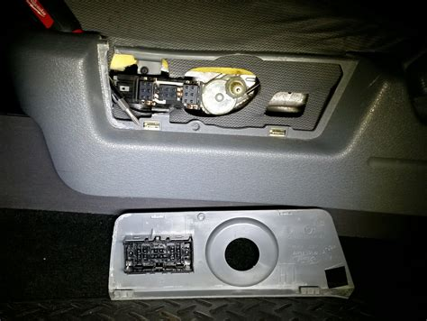 a fix for power seat not going forward backward ford