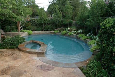 Backyard With A Pool Best And Useful Swimming Pool Designs For Your House Homestylediary