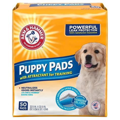 arm and hammer puppy pads arm hammer puppy pads 50 count target