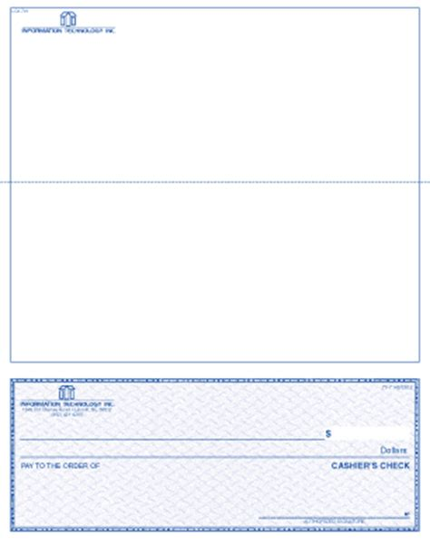 cashiers check template blank cashiers check image search results