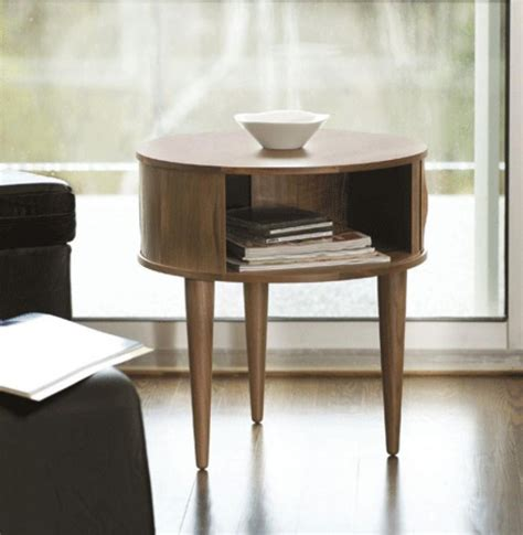 Sofa Accent Table Tall Wooden Sofa End Table Side Tables Side Table For Sofa