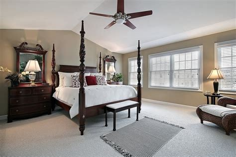 Ceiling fan for master bedroom 30 glorious bedrooms with a ceiling fan in home designs