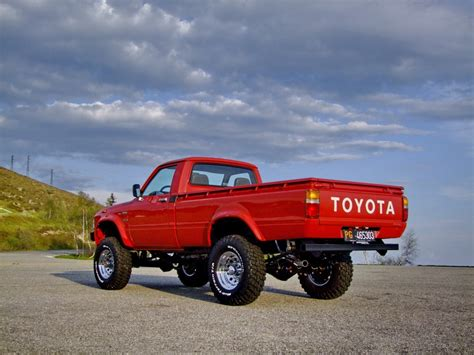 vintage toyota truck toyota hilux ln 46 vintage fully restored by