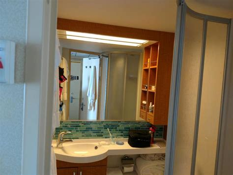 allure bathrooms allure of the seas cabins and staterooms