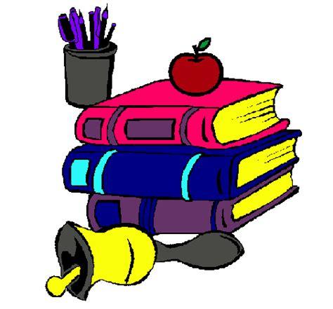 imagenes de utiles escolares coloreados dibujos escolares imagui