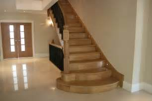 Oak Staircase Bespoke Oak Staircases Handmade Made