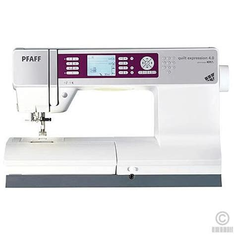 Pfaff Quilt Expression 4 0 Price by The Right Sewing Machines For You Pfaff Quilt