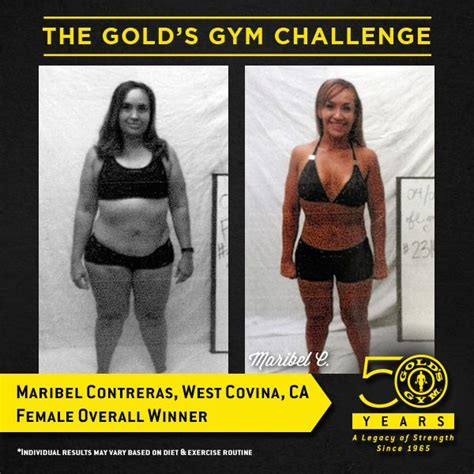 golds fitness challenge 30 best the 2015 gold s challenge winners images on