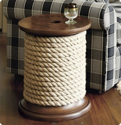 Ideas For Nautical Coffee Table Design Repurposed Wire Spool Ideas Diy Recycling Wire Spool Ideas