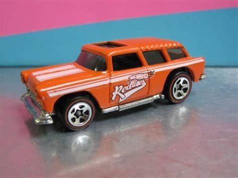 Hotwheels Nomad wheels chevy nomad diecast cars