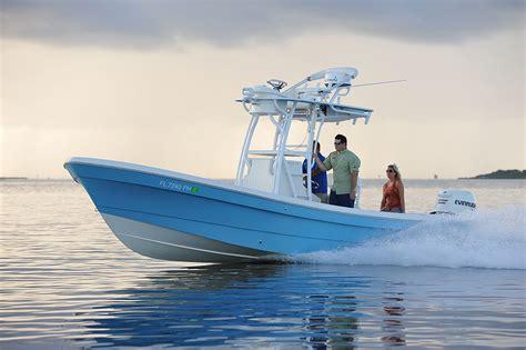 bay boat is florida sportsman best boat 23 to 27 hybrid bay boats