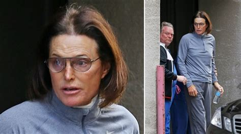 bruce jenner says hes transitioning to a woman the new bruce jenner is indeed transitioning into a woman