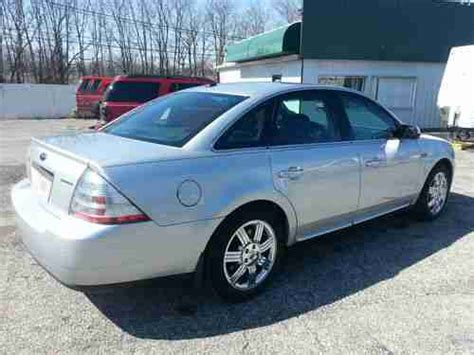 how cars work for dummies 2009 ford taurus on board diagnostic system find used 2009 ford taurus limited sedan 4 door 3 5l in bloomington indiana united states
