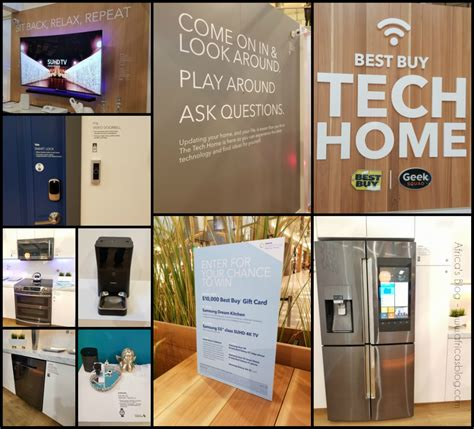 best technology for homes best buy tech home w samsung smartthings bestbuytechhome