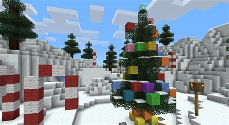 science santa minecraft christmas adventure map download