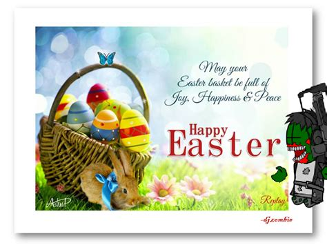 Happy Easter Everyone by Happy Easter