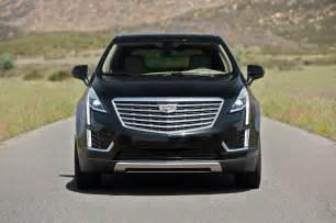 Cadillac Front End 2017 Cadillac Xt5 Reviews And Rating Motor Trend