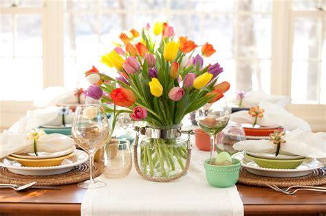 tavola imbandita per pasqua la tavola di pasqua fiorita country o minimal la