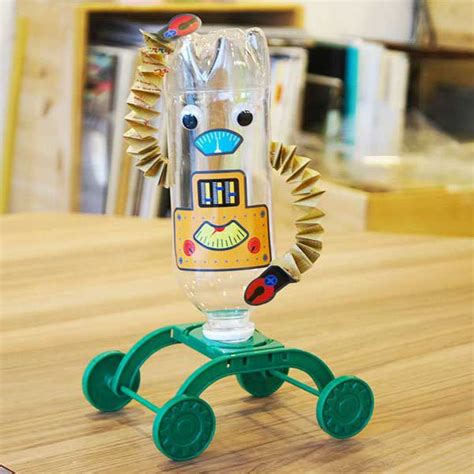 robot reciclado manualidades infantiles como hacer un robot reciclado manualidades para ni 241 os con materiales reciclados decopeques