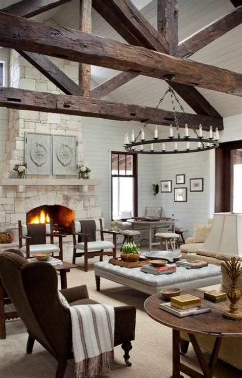 Farm Living Room by Transform Your Home With Farmhouse Living Room
