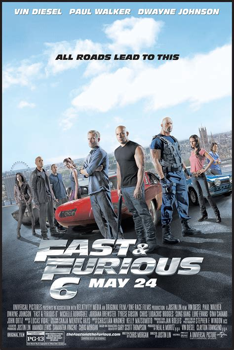 fast and furious 6 fast furious 6 poster markdubec com