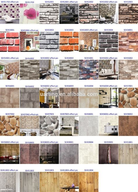 wallpaper 3d korea 3d brick wallpaper