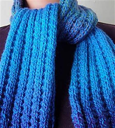 knitting pattern broken rib scarf ravelry mendocino broken rib scarf pattern by susan druding