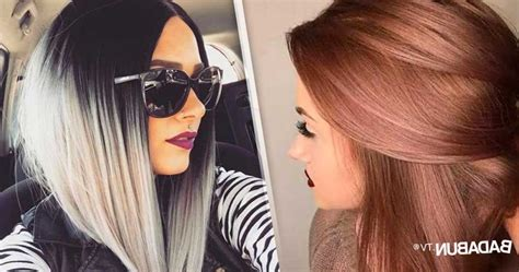 cortes de cabello tendencias tendencia colore en cabello cabello de moda 2018 looks y tendencias