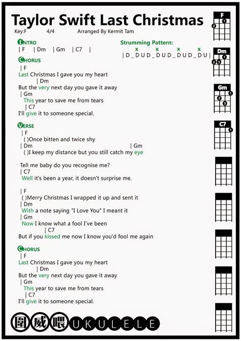 testo i m yours 圍威喂 ukulele last ukulele譜