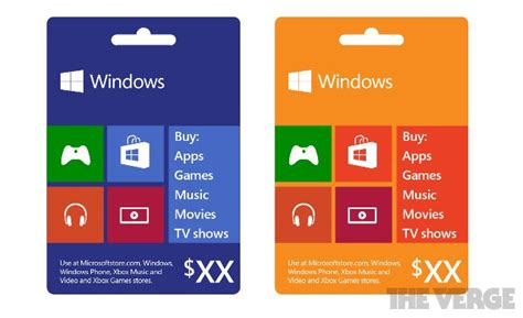 Apps To Win Gift Cards - microsoft ditching xbox points in favor of cash and windows gift cards winsource
