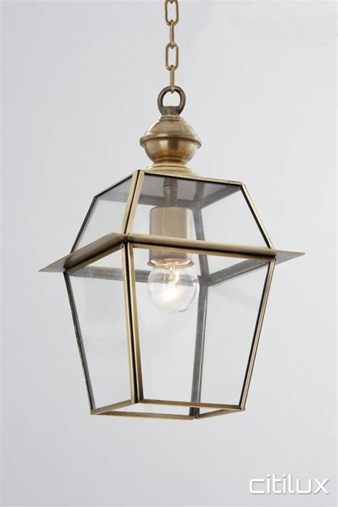 Pendant Lights Australia Lighting Australia Collaroy Traditional Outdoor Brass Pendant Light Range Citilux