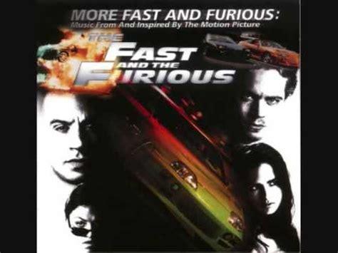 fast and furious soundtrack list 191 c 243 mo se llama esta canci 243 n de r 225 pido y furioso 1 yahoo