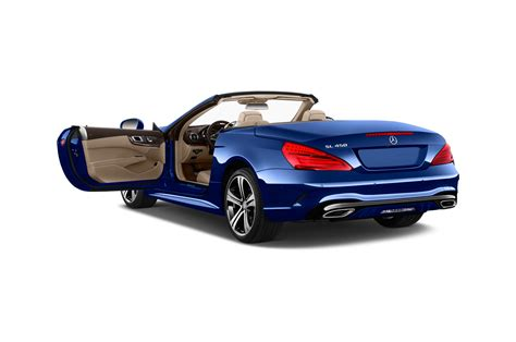 Mercedes Sl Convertible 2017 Mercedes Sl Class Reviews And Rating Motor Trend