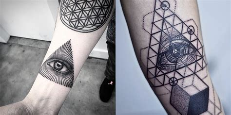 eye of god tattoo tattoos of the mighty eye of providence scene360