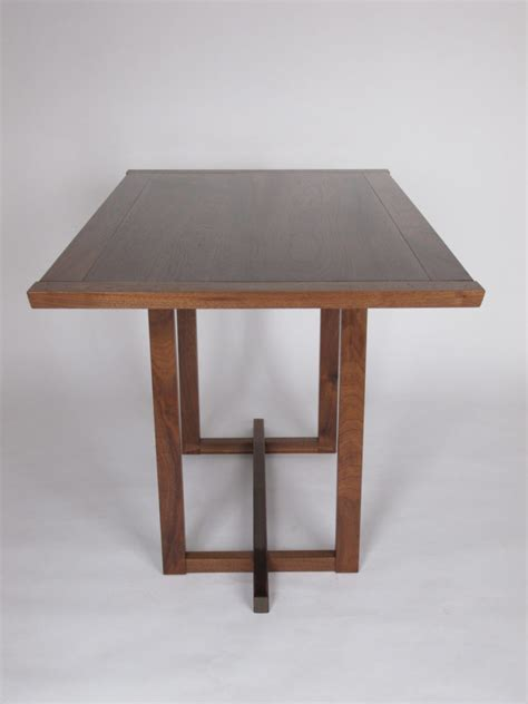 narrow dining table for small spaces varnished maple wood narrow dining tables for small spaces