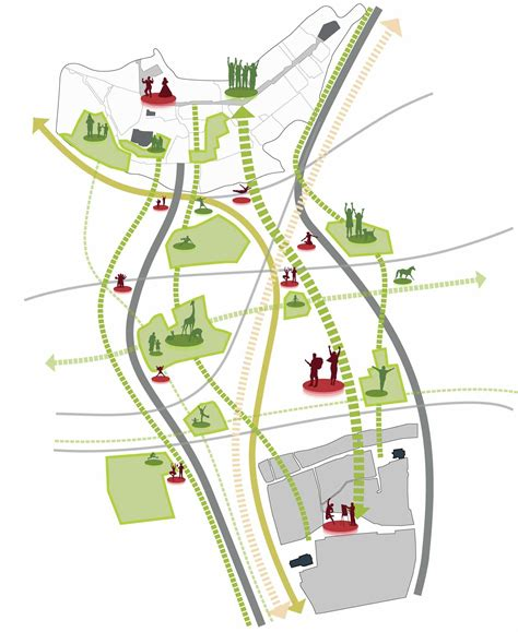how do architects design the map of a house masterplan for m 246 nchengladbach grimshaw architects