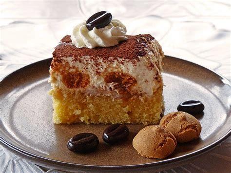 tiramisu kuchen ohne backen tiramisu kuchen vom blech holunderbluete67 chefkoch de