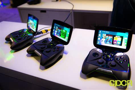 nvidia shield gaming console ces 2013 nvidia tegra 4 project shield gaming console